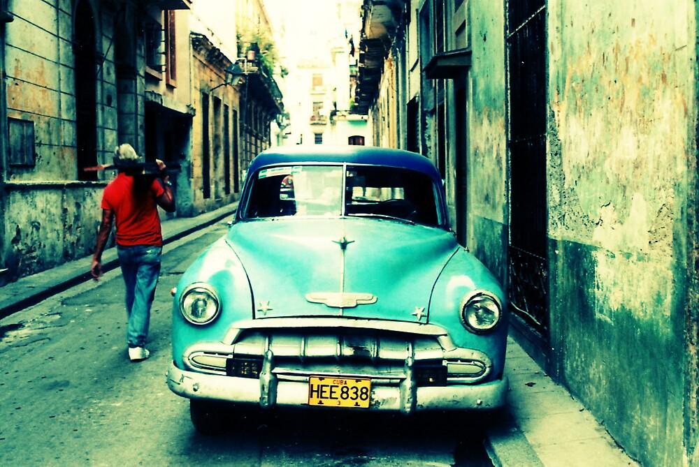 Havana Streetscape by betelnut