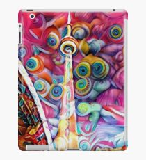 CN Tower Swirl iPad Case/Skin