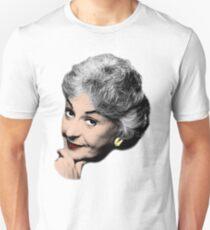 Bea Arthur - Pop Art Design Unisex T-Shirt