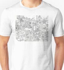 random thoughts Unisex T-Shirt