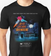 Say You Love Satan 80s Horror Podcast - Blood Diner T-Shirt