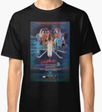 Say You Love Satan 80s Horror Podcast - A Nightmare on Elm Street 3 - Dream Warriors Classic T-Shirt
