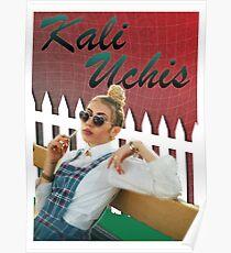 KALI UCHIS Poster