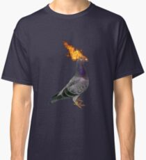 Spicy Trash Dove Classic T-Shirt