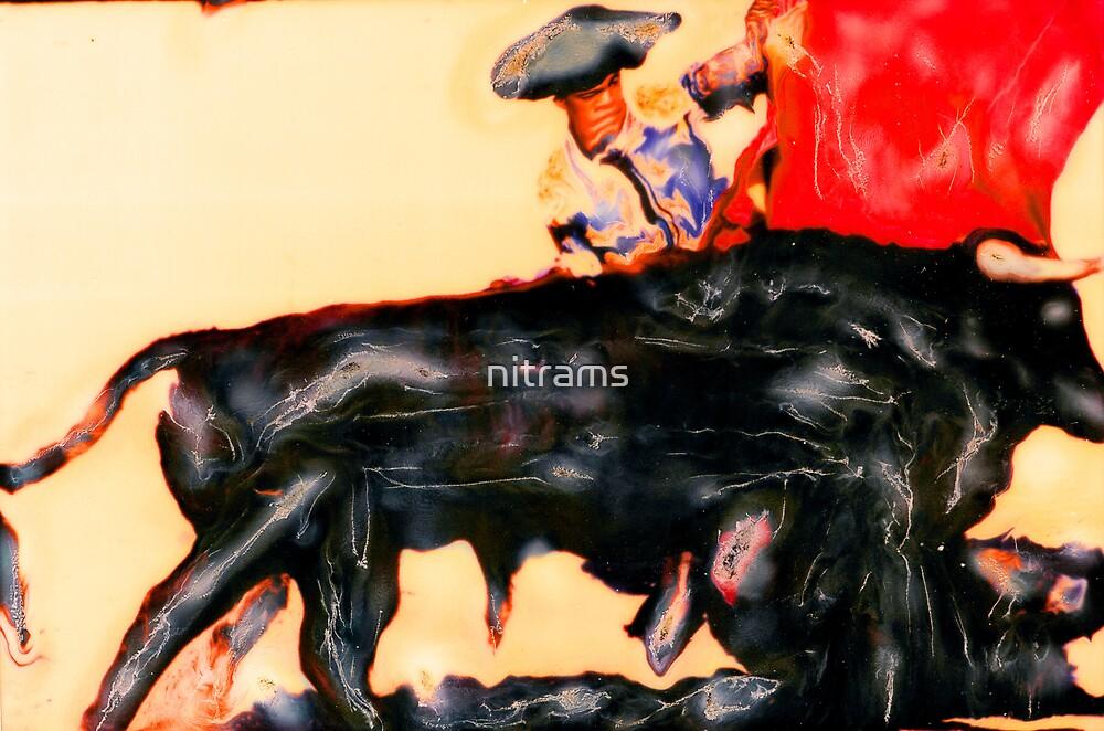 Bullfight by nitrams
