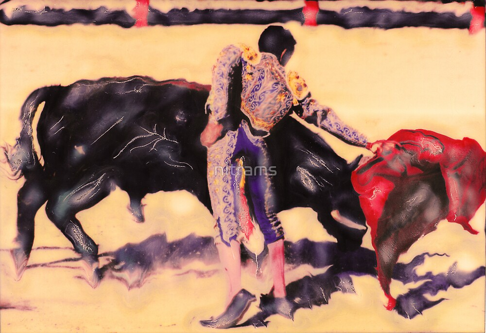 Bullfight-2 by nitrams
