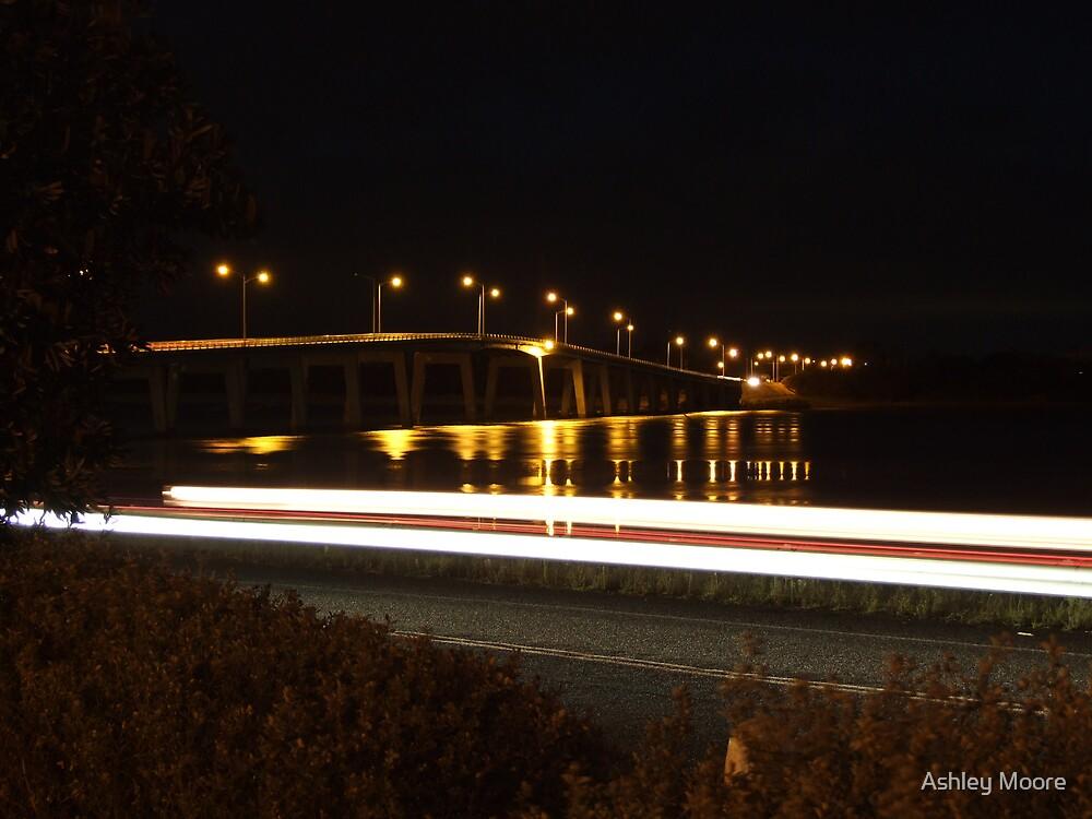 San Remo Bridge by Ashley Moore