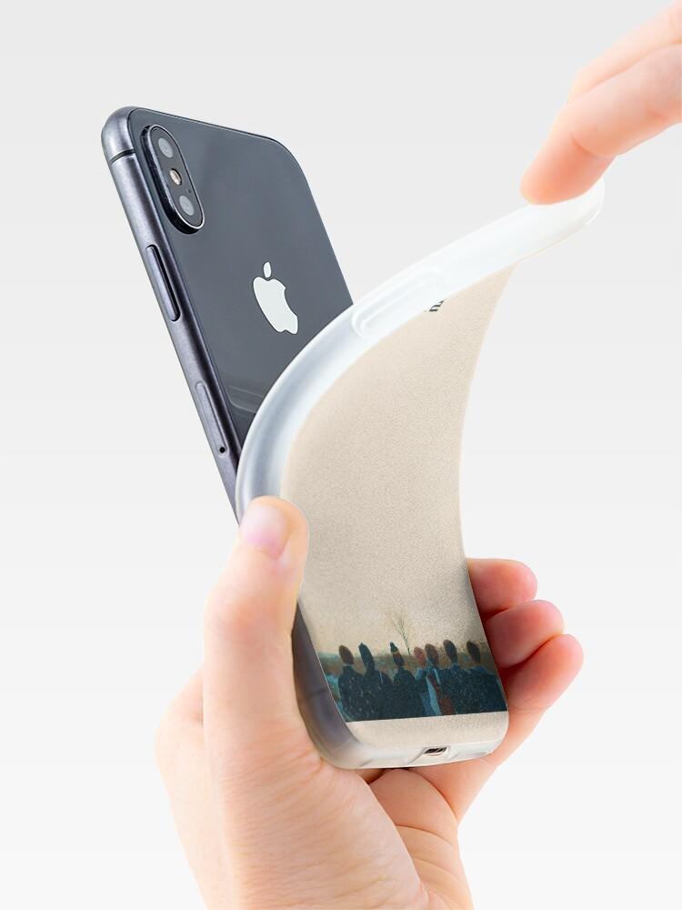 Alternative Ansicht von BTS Frühlingstag - GRUPPE V2 iPhone-Hüllen & Cover