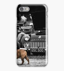 British Classics iPhone Case/Skin