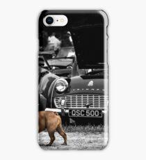 British Classics iPhone Case/Skin