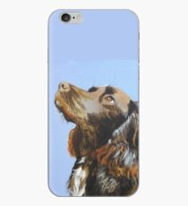 Spaniel Painting iPhone Case