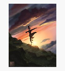 Howl's Moving Castle - Studio Ghibli Photographic Print