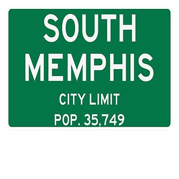 South Memphis Unofficial City Limits by Basement Mastermind by BasementMaster