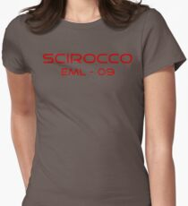 MCRN SCIROCCO Women's Fitted T-Shirt