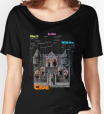 Clue Women's Relaxed Fit T-Shirt