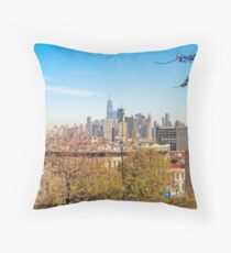 My City Our City Throw Pillow