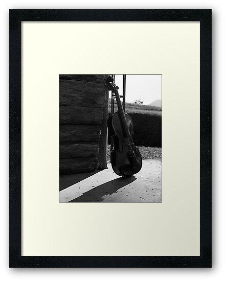 Violin series 4 by Ryan Esson