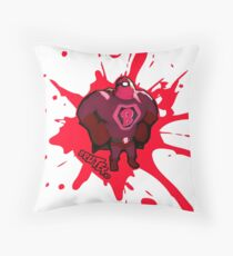 Brutes.io (Costume Superbrute Red) Throw Pillow