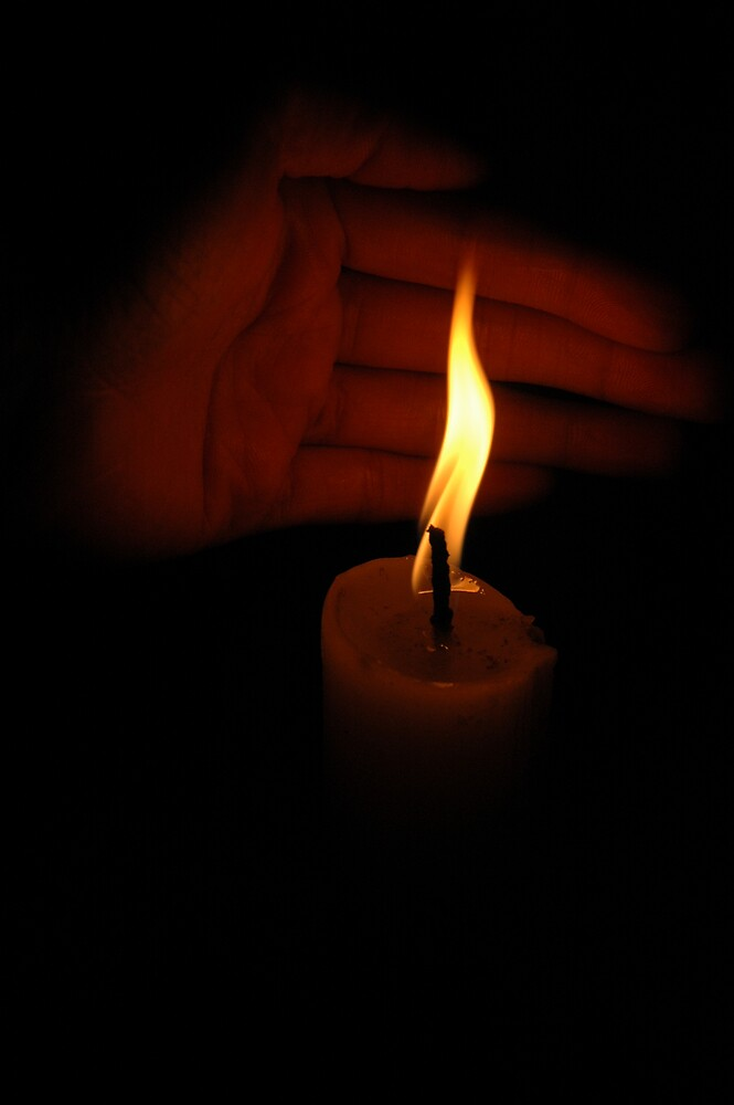 keep the candle burning by kathie
