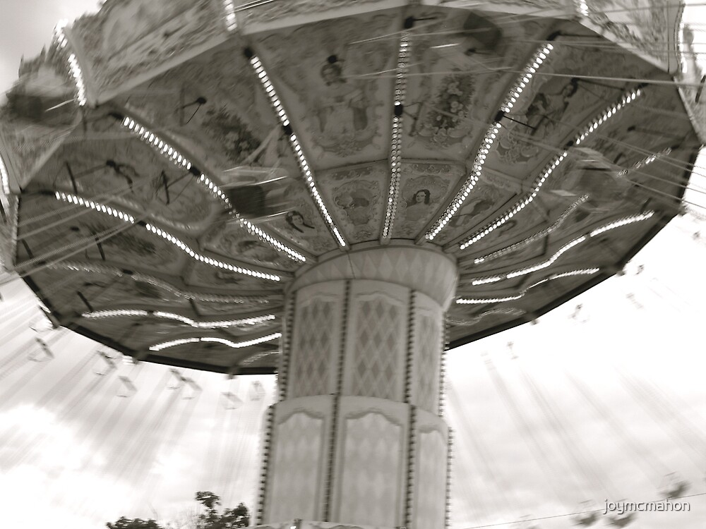 Ride the Swings! by joymcmahon