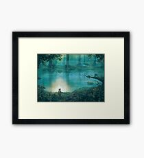 Mistery Train  Framed Print