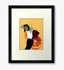 Blood Orange | Dev Hynes Framed Print