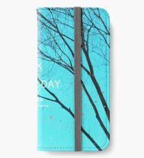 BTS Spring Day 6 iPhone Wallet