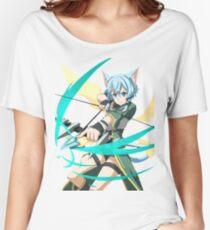 Sinon - Sword Art Online - Anime Women's Relaxed Fit T-Shirt