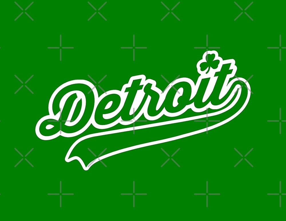 Lucky Detroit by thedline