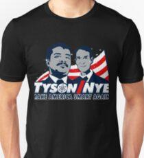 tyson nye Unisex T-Shirt