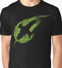 Leaf on the Wind Graphic T-Shirt