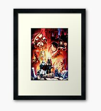 Fullmetal Alchemist: Brotherhood #1 Framed Print
