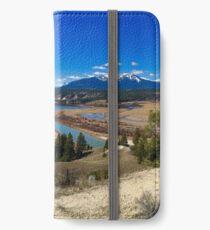 Canadian Rockies iPhone Wallet