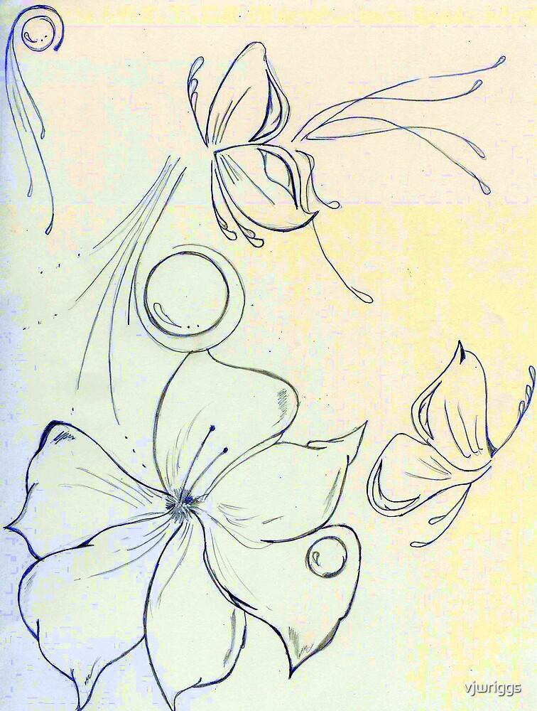 Flower thingi by vjwriggs