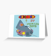Hoverama by Pickles Toys Greeting Card