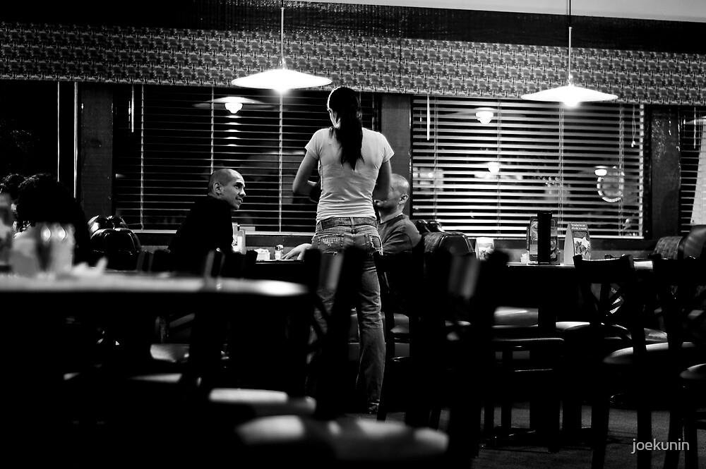 Diner Candid by joekunin