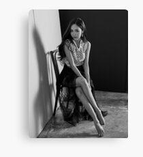 Jessica - SNSD Canvas Print