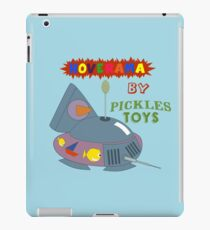 Hoverama by Pickles Toys iPad Case/Skin