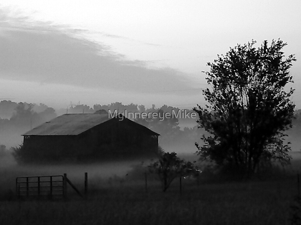 #35  Rural Barn In Tennessee by MyInnereyeMike