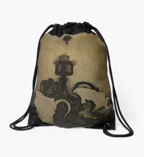 Tuscany Wall Decorations and Candle Drawstring Bag