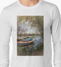 I want to sail away Long Sleeve T-Shirt