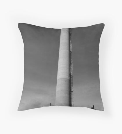 Paper Mill v.5 Throw Pillow