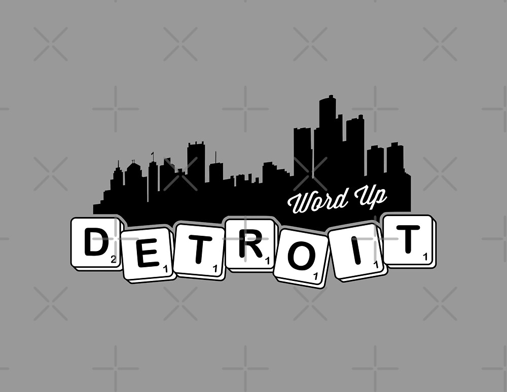 Word Up Detroit! by thedline