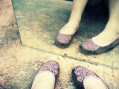 Slippers by Melisah