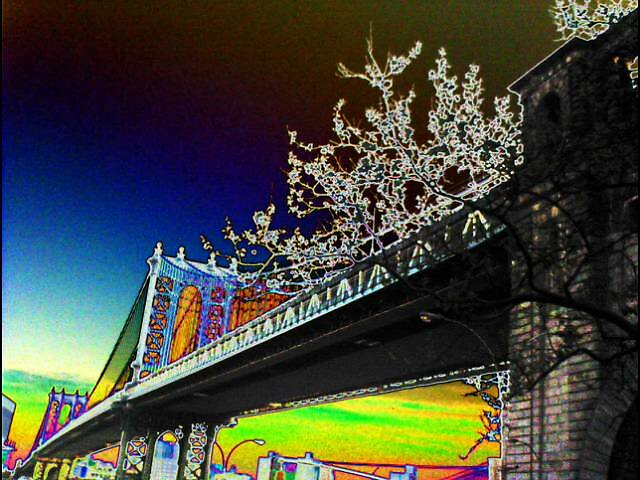 Bridge to Brooklyn. by liqwidrok