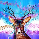Deer Fantasy by cathyjacobs