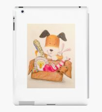Childrens Classic kipper the dog iPad Case/Skin