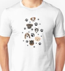 Pups Unisex T-Shirt