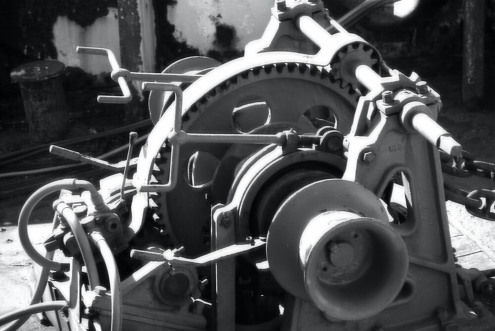Machinery 2 by Maddie