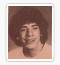Joey Diaz Yearbook Photo Sticker
